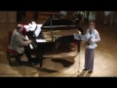 Paul Creston Sonata Op.19 II.Mvmt<br /> Szabó Rajczi Katalin  Rózsa Gábor<br /> H - Budapest 2012.09.22 Nádor Terem